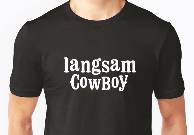 langsam cowboy
